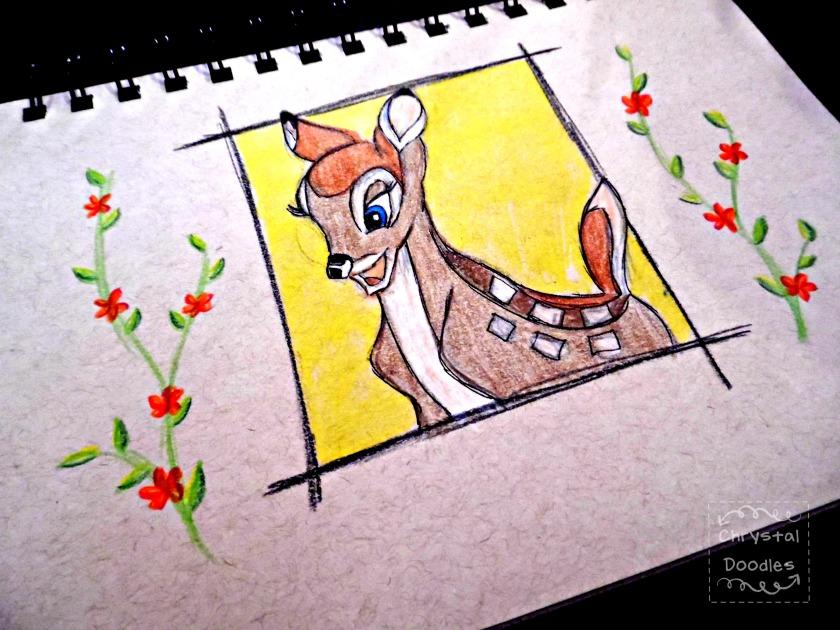 Bambi | Chrystal Doodles