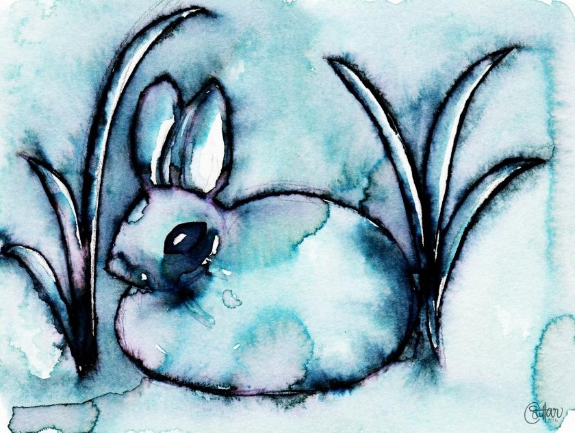 Bunny | Chrystal Doodles