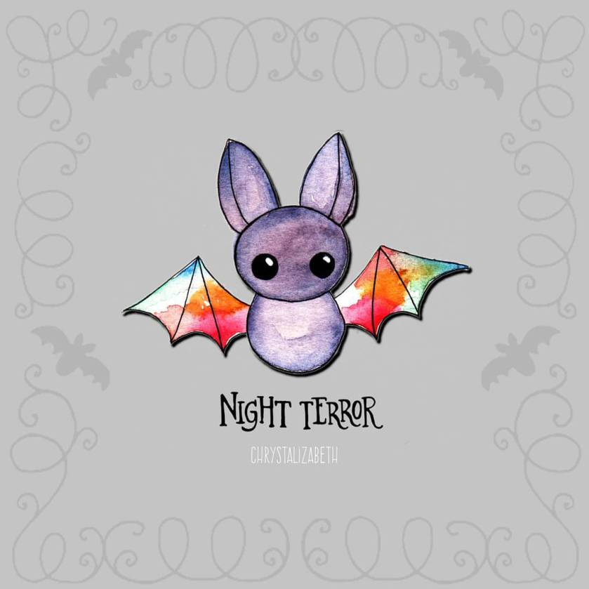 Night Terror Bat by Chrystalizabeth